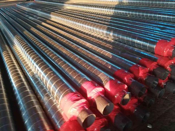 铁皮保温钢管